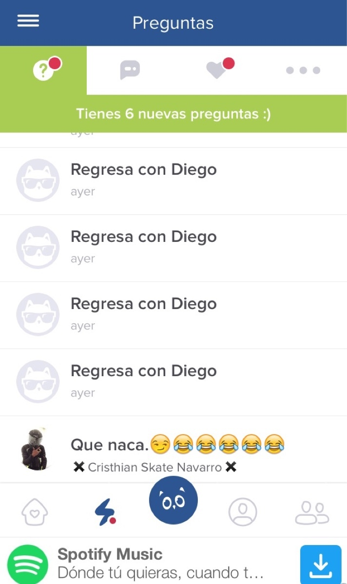 Regresa con Diego