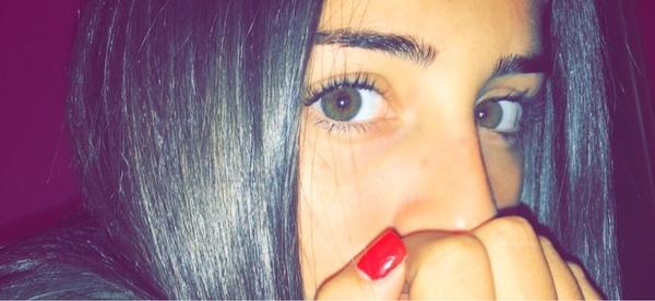 Photo de tes yeux