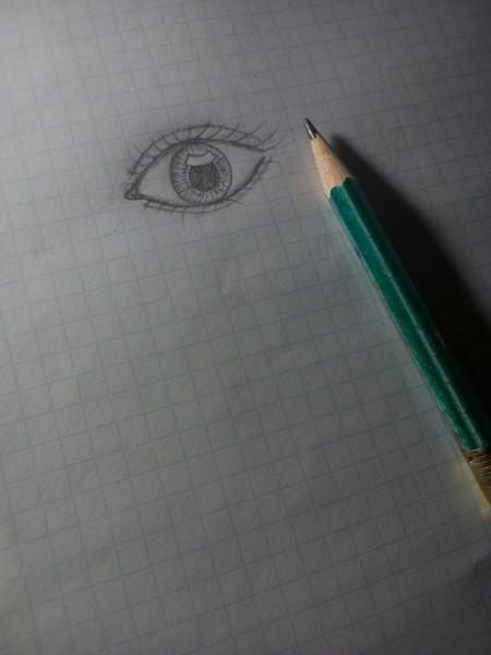 Когда и что именно ты в последний раз рисовала