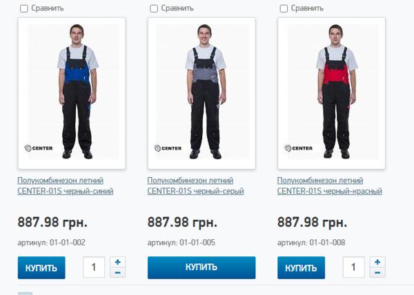 Какую одежду удобнее всего носить слесарямремонтникам
