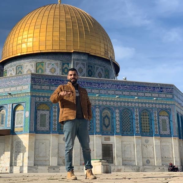 بونجووور من القدس