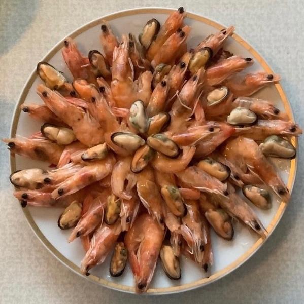 Любишь морепродукты Что из них самое любимое