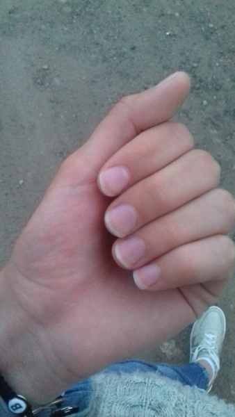 Кинь фото ногтей