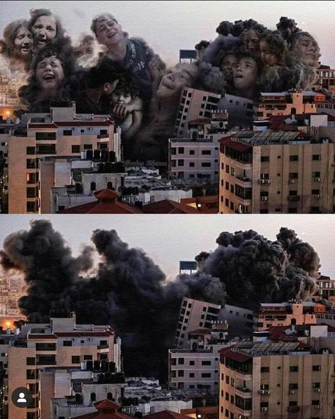 انها الحرب قد تثقل القلب ولكن خلفك عار العرب لا تصالح  ولا تتوخ الهرب