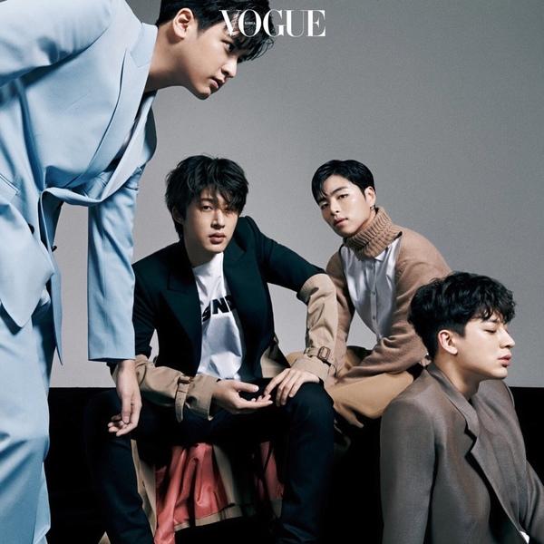 iKON for Vogue Korea 2019       11  11   f a c t Když se někdo zeptal