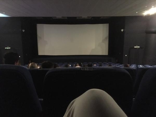 Какие места в зале берёшь когда идёшь в кино