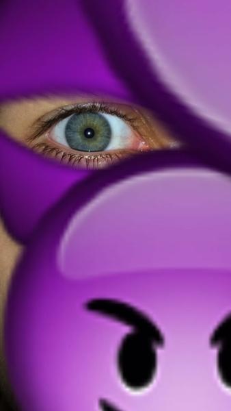 Bild von deinen Augen bitte