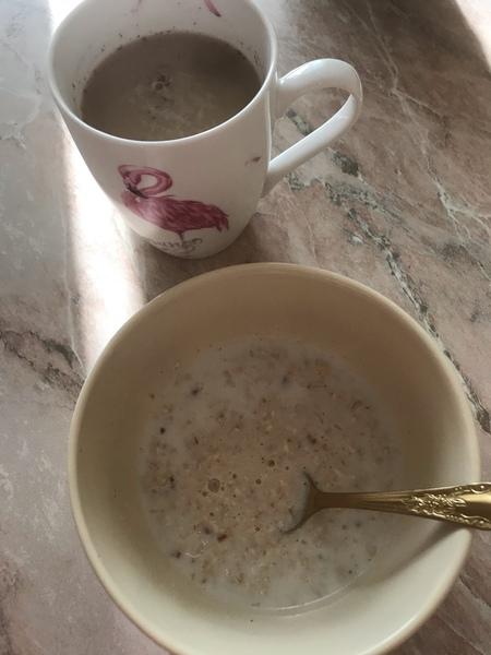 Что ты любишь на завтрак