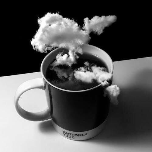 Pijesz rano kawkę