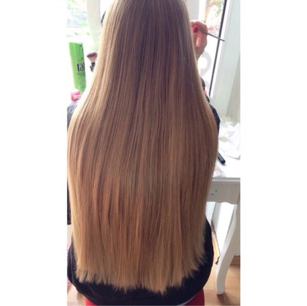 Bild mit deinen längsten Haaren die du hattest