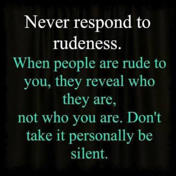 Do you believe that rude people should be hugged until they are nice