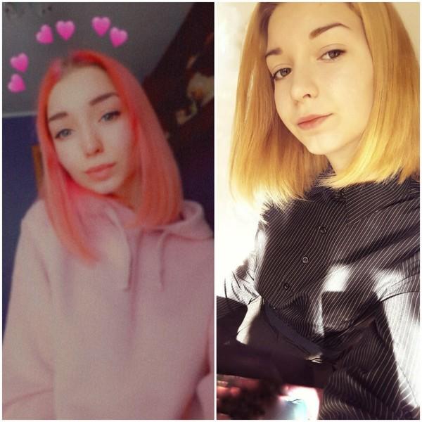 покажи фотки как ты изменилась за 2 года