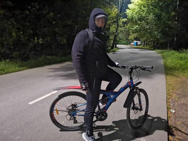 Ты больше любишь ездить на велосипеде или на роликах