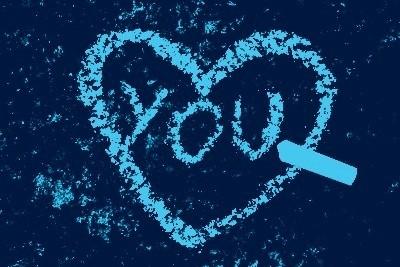 Co napisać kredą na chodniku pod oknami ukochanej osoby