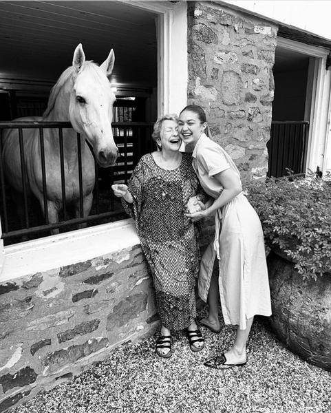 Babcia Gigi i Bells zmarła po 6 latach walki z chorobą
