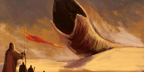 Wird DenisVilleneuves Dune GameofThrones im Weltall  httpbitlyDuneReleaseDatum