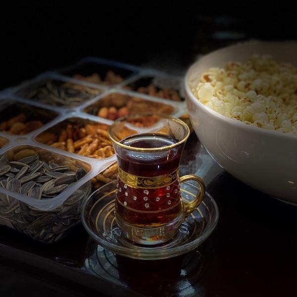مرحبا أصدقاء الشاي   شاركوني تصويركم للشاي