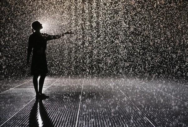 Что поднимает тебе настроение дождливым днем