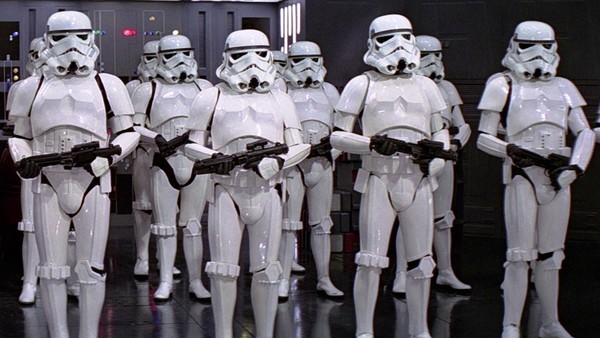 Wie gut oder schlecht treffen die Stormtroopers in StarWars wirklich