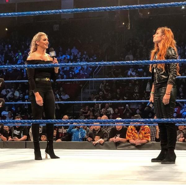 WWE na IG